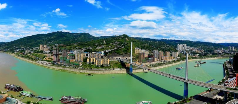 江東全景圖